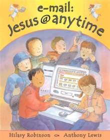 Image for e-mail: Jesus@anytime
