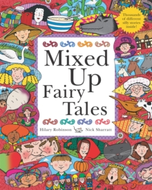 Mixed up fairy tales - Robinson, Hilary