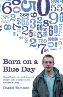 Image for Born on a blue day  : a memoir of Asperger's and an extraordinary mind