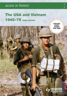 Image for The USA and Vietnam, 1945-75