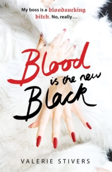 Image for Blood is the new black