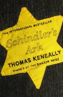Image for Schindler's ark