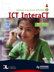 Image for ICT InteraCT for Key Stage 3 - Teacher Pack 1