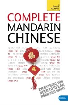 Image for Beginner's Mandarin Chinese