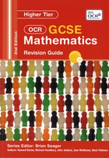 Image for OCR GCSE mathematicsHigher tier,: Revision guide