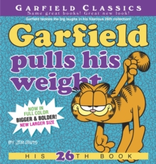 Image for Garfield pulls his weight  : his 26th book