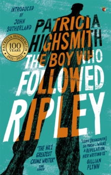 Image for The boy who followed Ripley