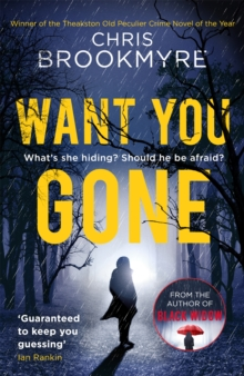 Image for Want you gone
