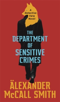 Image for The Department of Sensitive Crimes