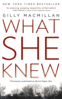 Image for What she knew