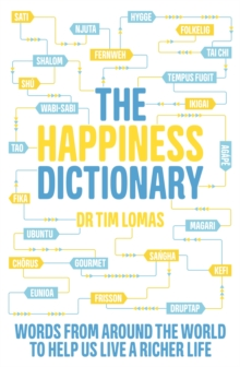 Image for The happiness dictionary