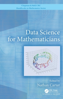 Image for Data science for mathematicians