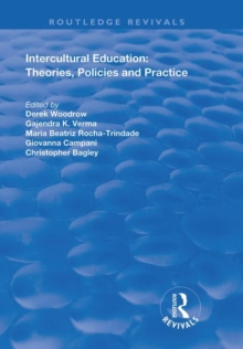 Image for Intercultural Education : Theories, Policies and Practices