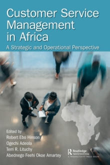 Image for Customer service management in Africa  : a strategic and operational perspective