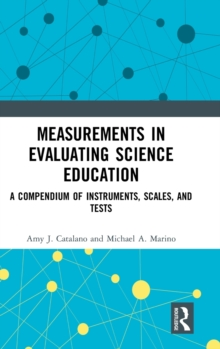 Image for Measurements in evaluating science education  : a compendium of instruments, scales, and tests