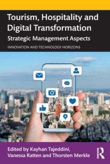 Image for Tourism, hospitality and digital transformation  : strategic management aspects