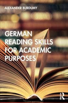 Image for German reading skills for academic purposes