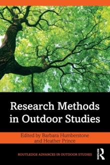 Image for Research methods in outdoor studies