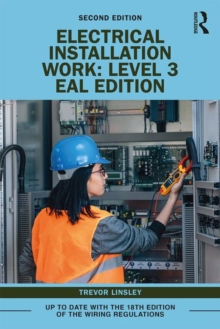 Image for Electrical installation workLevel 3