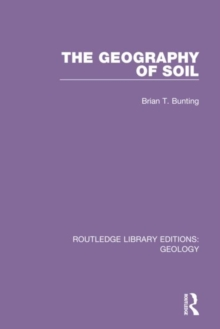 Image for The geography of soil