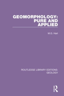 Image for Geomorphology  : pure and applied