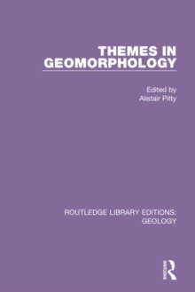 Image for Themes in geomorphology