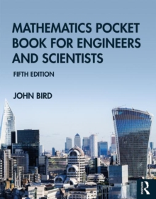 Image for Mathematics Pocket Book for Engineers and Scientists