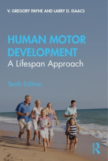 Image for Human motor development  : a lifespan approach