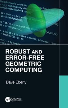 Image for Robust and error-free geometric computing