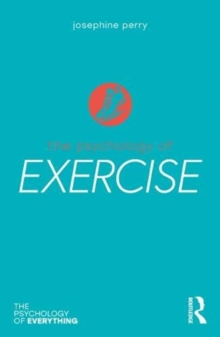 Image for The psychology of exercise