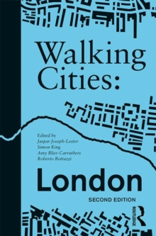 Image for Walking cities: London