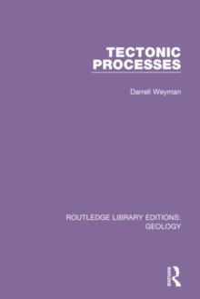 Image for Tectonic processes