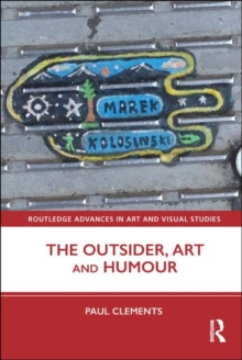 Image for The outsider, art and humour