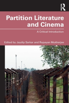 Image for Partition Literature and Cinema : A Critical Introduction