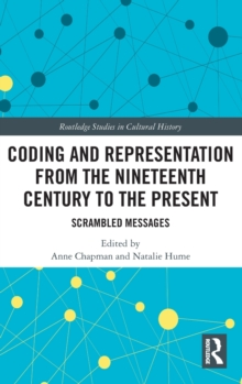 Image for Coding and representation from the nineteenth century to the present  : scrambled messages