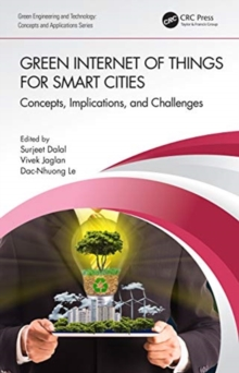 Image for Green Internet of Things for smart cities  : concepts, implications, and challenges