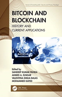 Image for Bitcoin and blockchain  : history and current applications