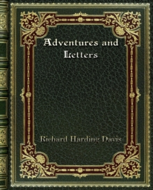 Image for Adventures and Letters