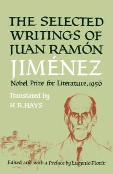 Image for SELECTED WRITINGS OF JUAN RAMON,THE