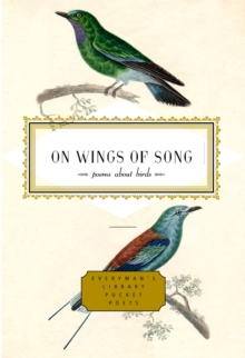 Image for On Wings of Song : Poems About Birds