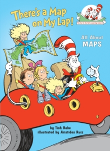 Image for There's a Map on My Lap! : All About Maps