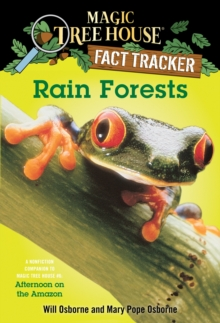 Image for Rain Forests : A Nonfiction Companion to Magic Tree House #6: Afternoon on the Amazon