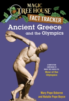 Image for Ancient Greece and the Olympics : A Nonfiction Companion to Magic Tree House #16: Hour of the Olympics