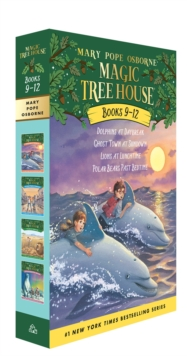 Image for Magic Tree House Volumes 9-12 Boxed Set