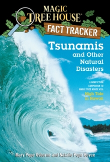 Image for Magic Tree House Fact Tracker #15 Tsunamis and Other Natural Disasters