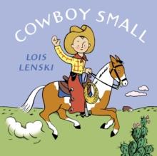 Cowboy Small Board Book