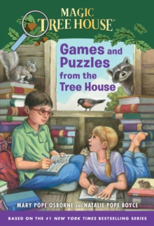 Image for Magic Tree House : Games And Puzzles From The Tree House