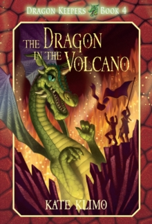 Image for Dragon Keepers #4: The Dragon in the Volcano