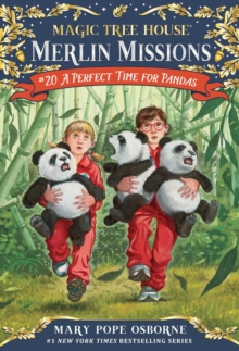 Image for Magic Tree House #48 A Perfect Time For Pandas