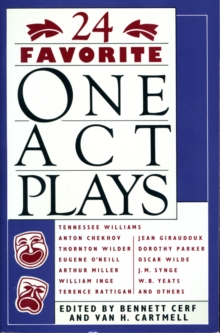 Image for 24 favorite one-act plays